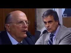 Cardozo se ofende com resposta de Miguel Reale