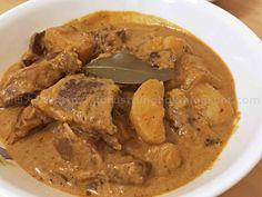 Massaman nuea (Thai style Massaman Curry Beef Ribs)