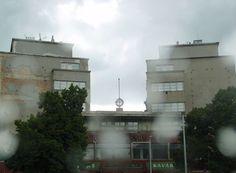 Kino Dukula/aboundoned movie theater in    Czech 2004