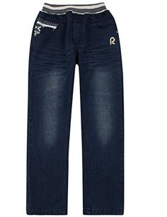 BYCR Boys' Dark Denim Jean Straight Pants for Kids Size 4-12 No. 7160108172 >>> See this great product. We are a participant in the Amazon Services LLC Associates Program, an affiliate advertising program designed to provide a means for us to earn fees by linking to Amazon.com and affiliated sites.