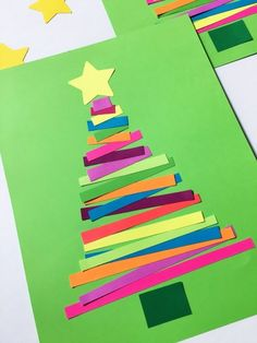 Crafts For Kids With Paper Christmas Tree Crafts For Kids Jane Can