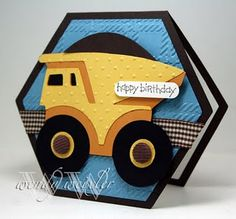 love it - we had a construction pals 2nd bday for B and these would have been perfect!!