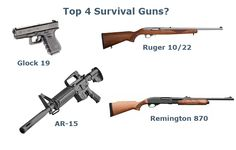 2013 Survey finds Protection as main reason for gun ownership.