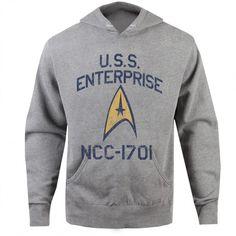 Star Trek USS Enterprise Hoodie