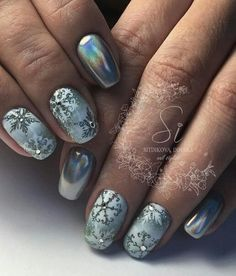 Winter with holo - love the idea