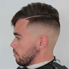 These are not those cuts. Check out these cool men's hairstyles and haircuts for men. Mens Hairstyles 2016, Top Hairstyles For Men, Hairstyles Haircuts, Cool Hairstyles, Latest Haircuts, Cool Haircuts, Haircuts For Men, Barber Haircuts, Widows Peak Hairstyles