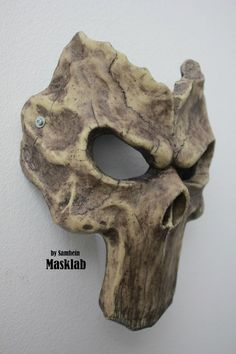 Important information that must be read before you make an order. The mask is made to order, I can also make a mask or props of individual design and painting. If you want it, please, contact me Darksiders Death, Wood Carving Art, Wood Carvings, Skull Mask, Cool Masks, Cost Of Goods, Porcelain Ceramics, China Porcelain, Porcelain Tiles