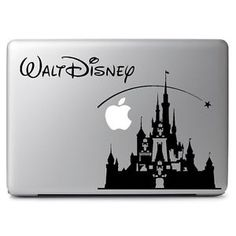 Disney-Castle-Decal-Sticker-Skin-for-Apple-Macbook-Air-Pro-13-15-17