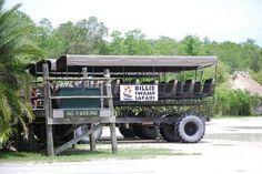 Billie Swamp Safari: Broward County, Florida