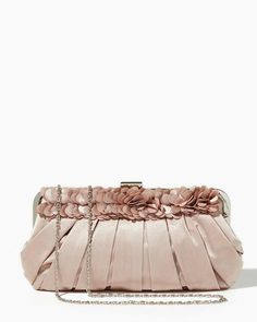 Perfect Petals Clutch | RSVP Special Occasion Handbags | charming charlie