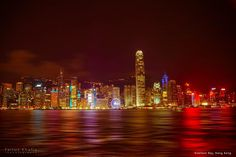 Kowloon Bay, Hong Kong by Fairus Khafiz on More Pictures, Hong Kong, New York Skyline, Travel Destinations, China, Facebook, Country, Places, Unique