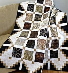 Quilt Pattern - Pleasant Valley - Simply Cool Quilt Pattern