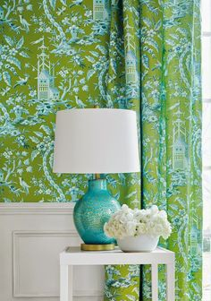 Thibaut - Imperial Garden collection