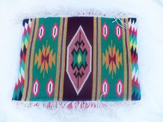 Kilim pillow cower Cushion cover Chross stitch by VintagePresents
