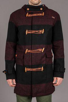 Duffle Coat - Makia - Jackets : JackThreads