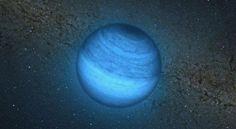 El planeta vagabundoque se havisto errando por el espacio podría ser incluso más extraño de lo que los científicos pensabanen un principio, según un nuevo análisis realizado conel telescopio espacial Spitzer de la NASA.