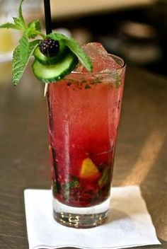 Fruit Drinks Non-Alcoholic   Mocktails-Summer-Time-Non-Alcoholic-Cocktail-Beverages