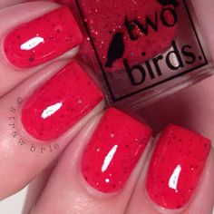 Top Deck - London Calling Collection - Two Birds Lacquer Nail Polish 12ml, $9.50