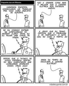 Snowden Analista de Suporte hehehe