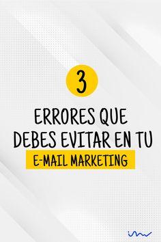 E-mail Marketing, Marketing Digital, Ads, Facebook, Blog, Instagram, How To Make, Social Networks, Board