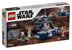 Lego Disney, Star Wars Disney, Disney Pixar, Clone Wars, Ahsoka Tano, Figurine Lego Star Wars, Modele Lego, Building Toys For Kids, Lego Building