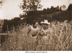 Céline et Marie Guérin à la Musse