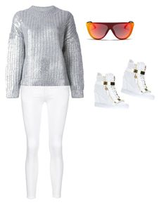 """Untitled #954"" by abbey-ceee ❤ liked on Polyvore featuring rag & bone/JEAN, DKNY, 3.1 Phillip Lim and Giuseppe Zanotti"