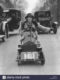 Female Driver 1920s High Resolution Stock Photography and Images - Alamy Pedal Cars, Vintage Images, Vintage Photographs, Retro Vintage, Custom Posters, Design Your Own, Altered Art, Stock Photos, Wall Art