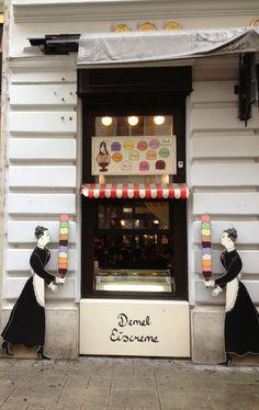 Coffeehouse Demel Vienna, Austria