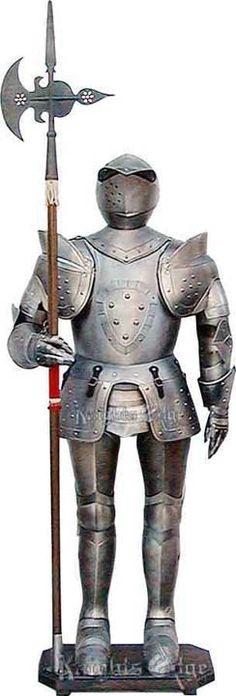 16th Century Suit of Armor