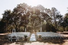 This Northern California backyard wedding at home features a romantic bridal style, modern rustic reception décor, and warm, inviting photography! Home Wedding, Wedding Bride, Wedding Blog, Wedding Ceremony, Dream Wedding, Wedding Shit, California Backyard, Outdoor Furniture Sets, Outdoor Decor
