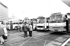 Gallowgate bus station in July 1982 Eldon Square, Blaydon Races, Northumberland England, St James' Park, Play The Video, Ticket To Ride, North East England, Northern England, Porto
