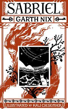 Sabriel (Abhorsen Trilogy) by Garth Nix