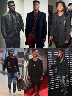 Daniel Sturridge Outfit Lookbook