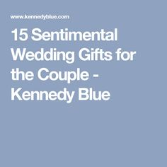 Wedding Gift Ideas For Couples Over 50 : Meer dan 1000 idee?n over Sentimental Wedding Gifts op Pinterest ...
