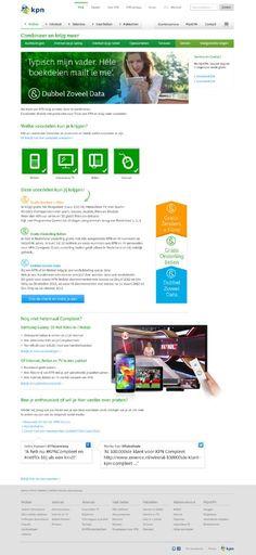 Landingspagina voor KPN Compleet op KPN.com.  De pagina is gemaakt om mensen kennis te laten maken met KPN Compleet door middel van een tool waar men zelf aan kan klikken welke producten hij of zij bezit om zo tot de voordelen te komen. Hierachter zitten pagina's om daadwerkelijk aan te melden.  Door middel van gebruikerstesten is deze pagina goed ontvangen. Men snapte heel goed wat ze konden doen op deze pagina en kwam gemakkelijk tot een uitslag. #webdesign