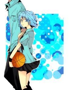 Kuroko no Basuke, Basketball which Kuroko plays, Kuroko female, баскебол Куроко, Баскетбол в который играет Куроко, фем Куроко
