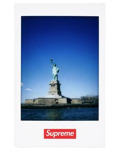 "Supreme on Instagram: ""Supreme®/Fujifilm instax® Mini Instant Film"" Fujifilm Instax Mini, Statue Of Liberty, Insta Like, Supreme, Like4like, Photo And Video, Amazing, Polaroids, Instagram"