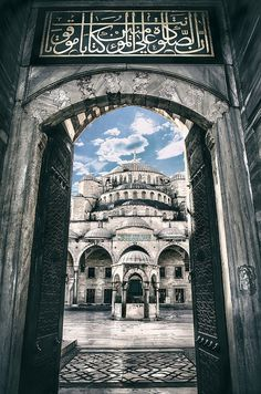 Blue Mosque . Istanbul