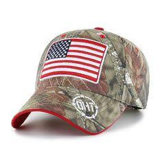 1508afb5aae U.S. Soccer Operation Hat Trick Mossy Oak Adjustable Cap Hat by Fan  Favorite. Mossy OakCaps ...