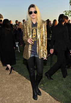 Burberry Hosts A Star-Studded Show in Los Angeles  - HarpersBAZAAR.com