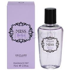 Oriflame Miss Relax spray de corpo para mulheres | fapex.pt