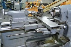 """10"""" x 20"""" Monarch EE Toolroom Lathe Tooling Updated Drive System 