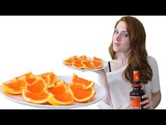 How to make Sex on the Beach Jello Shots! - Tipsy Bartender - YouTube