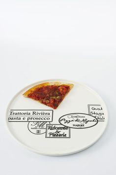 Trattoria Pizza Plate
