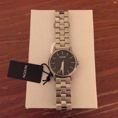 Nixon Watch Brand new Nixon watch. With original box and extra links. Nixon Accessories Watches