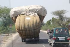 Top 10 Overloaded Trucks. | See More Pictures | #SeeMorePictures