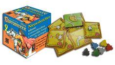 Carcassonne: Mini uitbreiding: Nieuwsberichten, 999 games