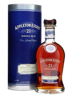 Appleton Estate 21 Year Old Rum