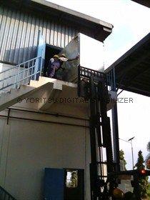 Stabilizer Yoritsu 800 KVA, Project Sukabumi    http:// hexta.co.id, email : sales@hexta.co.id, Telp : (021) 2925-5900, 2925-5905 (Huntings)